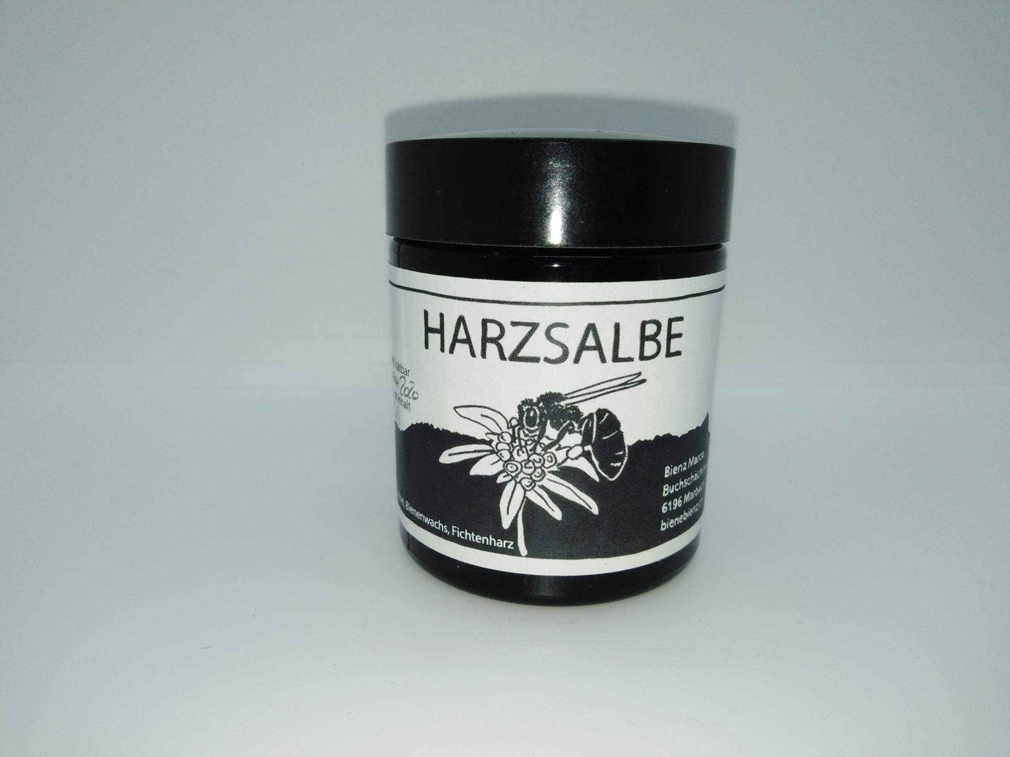 Harzsalbe