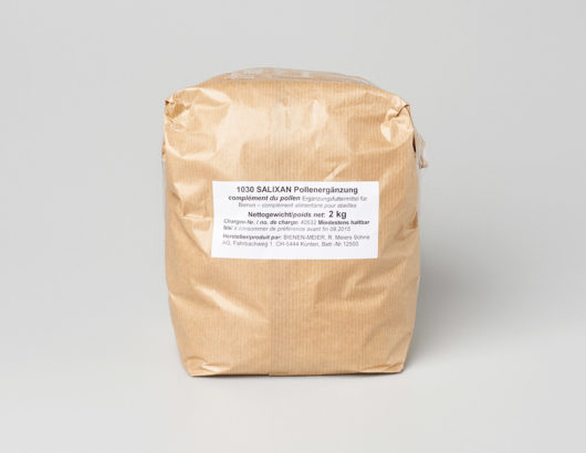 Pollenersatzfutter SALIXA