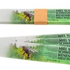 Etikette grün VSI