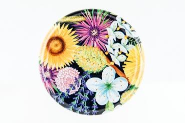 Deckel Blumen